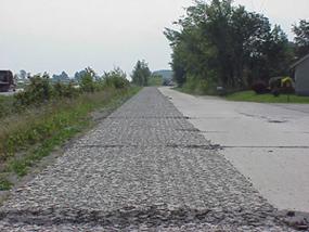 Thesis on concrete pavement